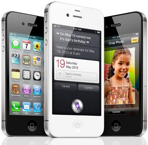 iPhone 4S Now Available For Pre-Order
