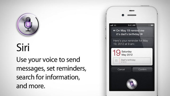 Siri Assistant Successfully Ported Over To iPhone 4 [VIDEO]