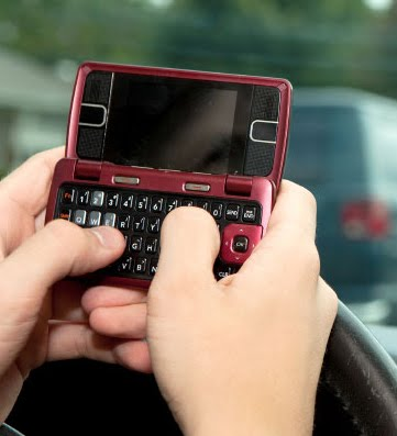 texting while driving,drive texting,texting in car