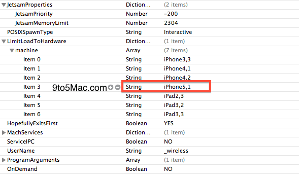 Apple Leaks iPhone 5 And iPad 3 In The iOS 5.1 Firmware 1
