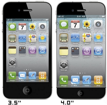 4-Inch Displays Being Shipped By Apple Suppliers, Are They For iPhone 5?