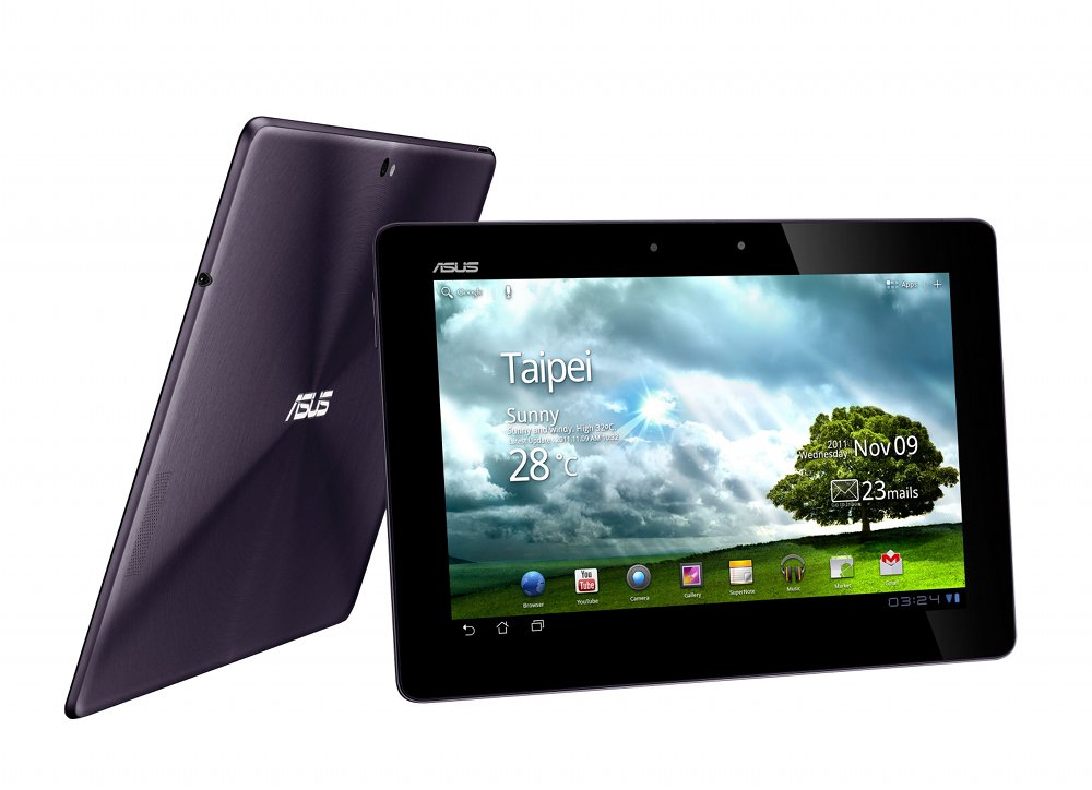 Confirmed: Asus Transformer Prime Going To Hit The US On 8th Of December