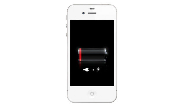 iPhone 4S battery issues