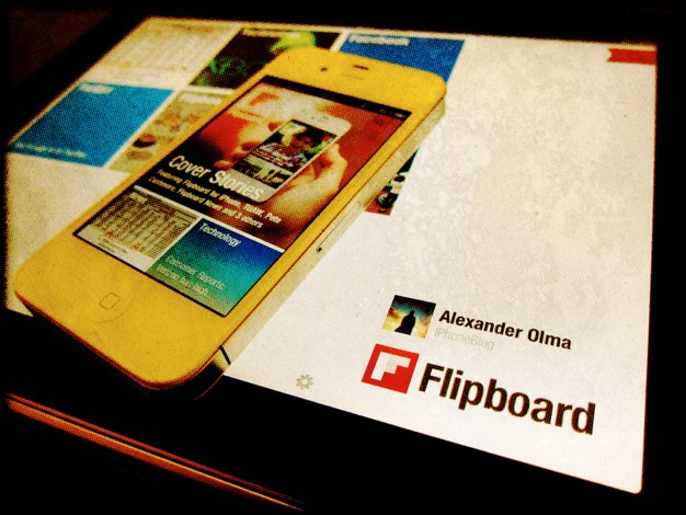 iPhone Gets Flipboard: Download Now 1