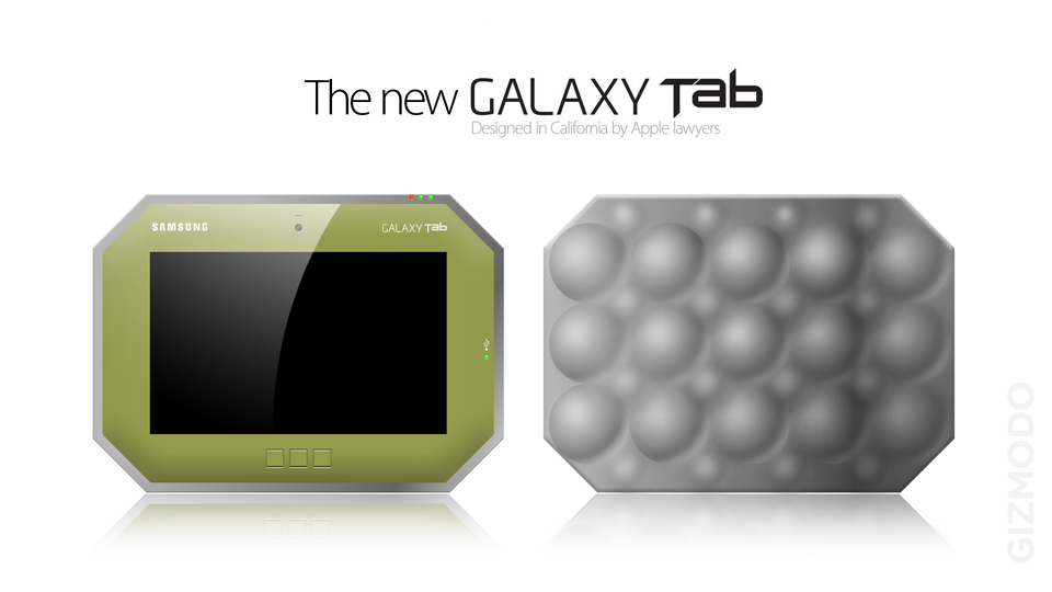 The Tablet Which Samsung Should Make [According To Apple Lawyers]