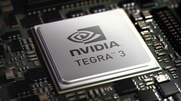 NVIDIA Tegra 3,NVIDIA Tegra 3 chips,processors