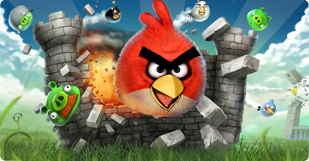 Grab The Angry Birds 2.0 Special Birthday Edition Update Now