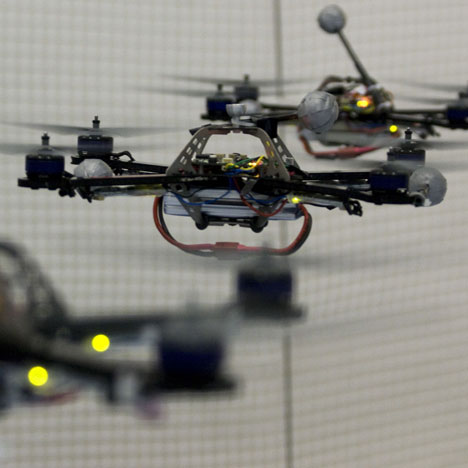These Flying Quadrotors May Build Your Next House 1
