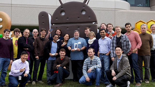 """Android, A Failure Like Apple III And Lisa?"", Says Steve Wozniak"
