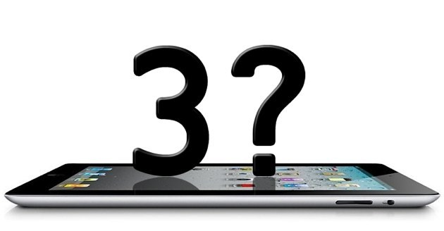 Next iPad Coming In The Next 3-4 Months [Rumor]