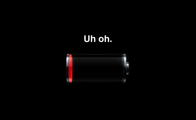 ios 5 battery drain, smartphone Battery Life, low battery