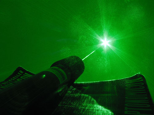 World's Most Powerful Laser Could Tear Apart The Vacuum Of Space
