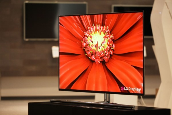 The World's Largest OLED TV Panel Announced By LG