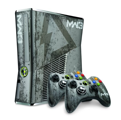 Xbox 360 MW3 Limited Edition,xbox 360