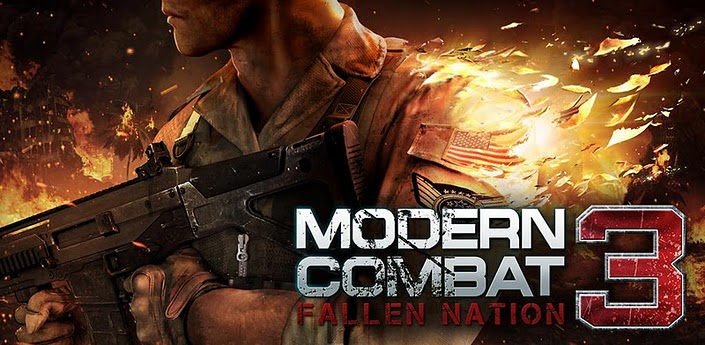 Modern Combat 3,android Modern Combat 3,Modern Combat 3 android