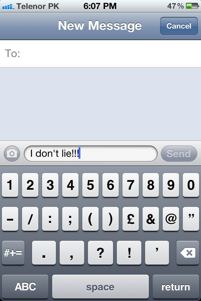Texting Causes People To Lie More Than They Normally Would