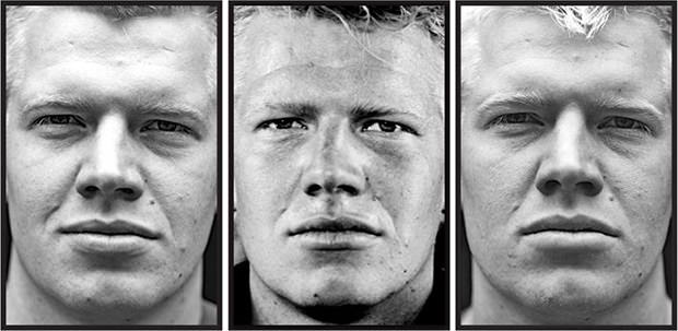 What Soldiers Look Like Before, During And After War [PHOTOS]