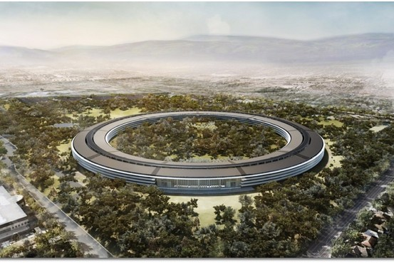 Apple Updates Plan For Spaceship Campus [PICS]