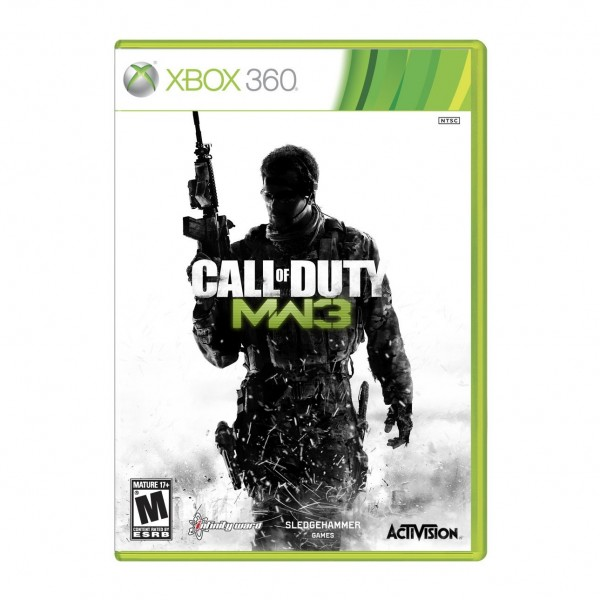 Top 10 Best Selling Xbox 360 Games Of 2011 1