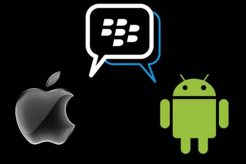 Corporations Prefer iOS Over BlackBerry And Android
