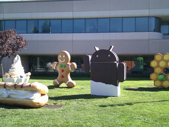 85% Of All Android Devices Run On Either Froyo Or Gingerbread 1