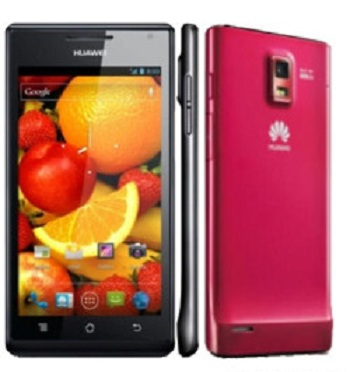 Here Comes Huawei's Ascend P1 S: The New World's Thinnest Android Smartphone [CES 2012] 1