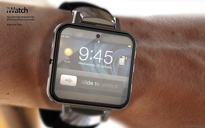 The Awesome iWatch Concept Now Features FaceTime Camera, Wi-Fi, Bluetooth & More