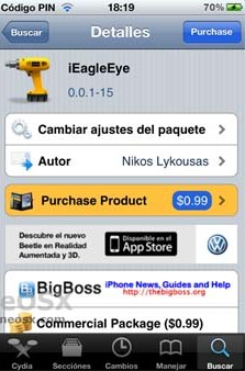 iEagleEye Allows You To Extends Safari And Mail Image Download Options [Cydia Tweak] 1