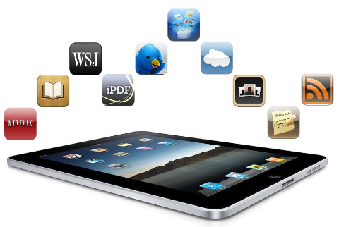 iPad App Downloads Top 3 Billion