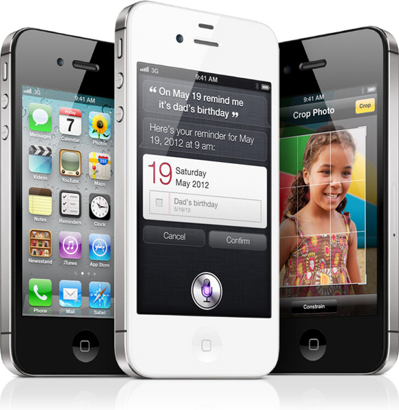 iPhone 4S Eats Double The Data As Compared To The iPhone 4