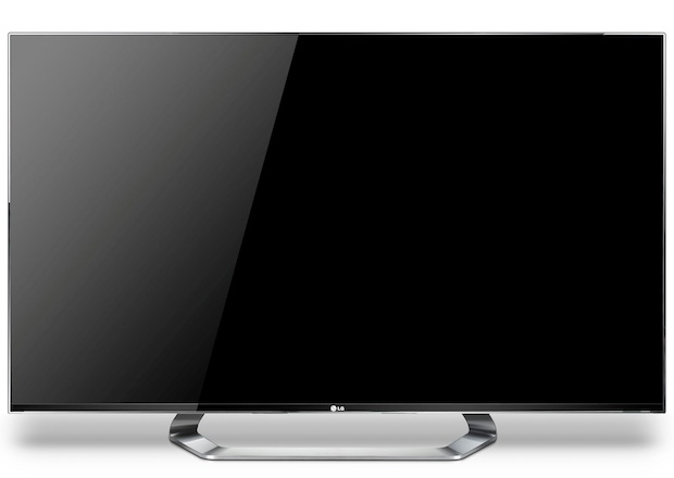 LG Unveils Giant 84-Inch Television With Voice Recognition and 3D Gesture Control