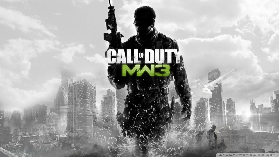Modern Warfare 3,call of duty,call of duty Modern Warfare 3