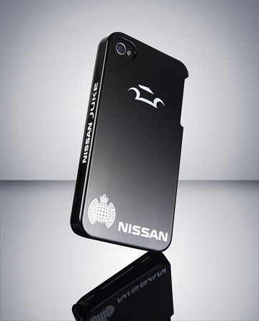 self-healing iPhone case,Nissan,iPhone case,world's first self-healing iPhone case,self-healing iPhone case