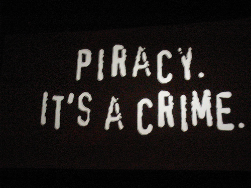 piracy,piracy is a crime,piracy is crime,crime piracy