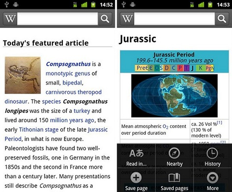 Official Wikipedia App For Android Now Available For Download