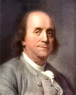 Benjamin franklin,lightning rod,Benjamin franklin lightning rod