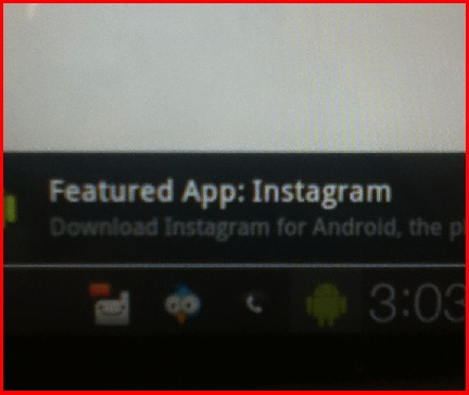 Instagram For Android Release Imminent [LEAKED SCREENSHOT]