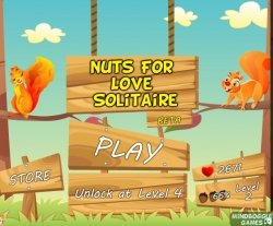 Nuts for Love Solitaire,Nuts for Love Solitaire facebook,facebook Nuts for Love Solitaire,Solitaire facebook,facebook Solitaire