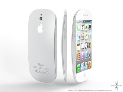 Groovy iPhone 5 Concept Looks Exquisite [PICS]
