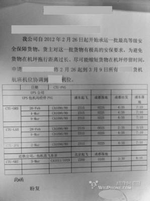 iPad 3 Already On Its Way To U.S From China [RUMOUR]