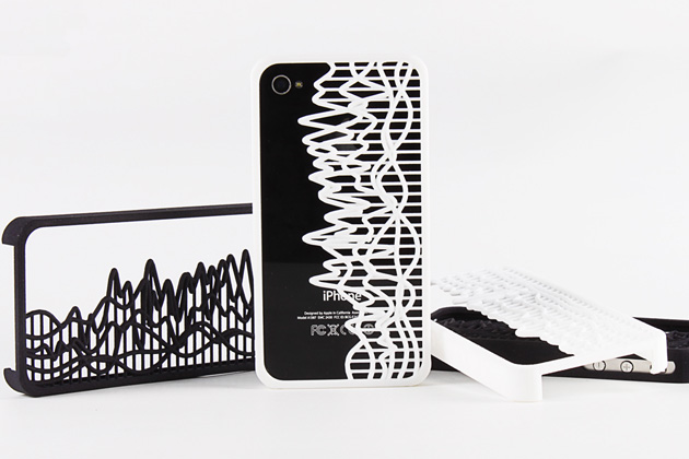 The Vibe, Turn Sound Into An iPhone Case