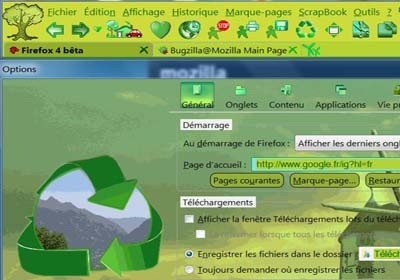 Ecology for firefox,mozilla Ecology,firefox Ecology Theme,Ecology Theme