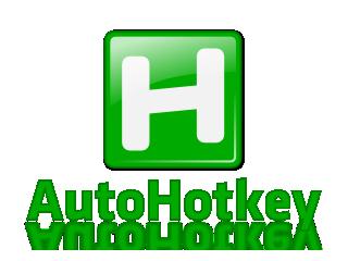 AutoHotkey,AutoHotkey windows,windows AutoHotkey,AutoHotkey logo