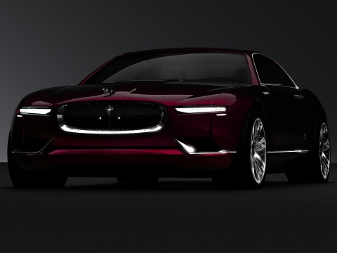 Top 10 Concept Cars Of 2012 1