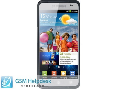 Is This The Samsung Galaxy S III? [LEAKED IMAGE] 1