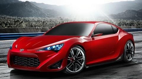 Scion FR-S,Scion FR-S concept,Scion FR-S concept car,concept Scion FR-S,Scion FR,Scion FR concept