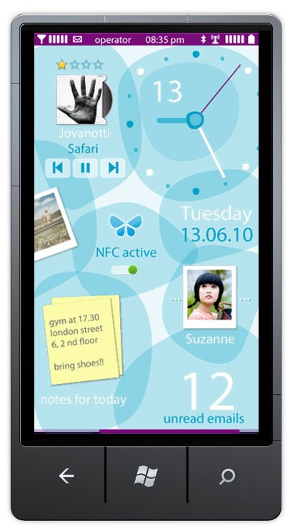 nokia windows phone ui,nokia windows phone ui concept,windows phone ui concept,windows phone concept,nokia windows phone concept