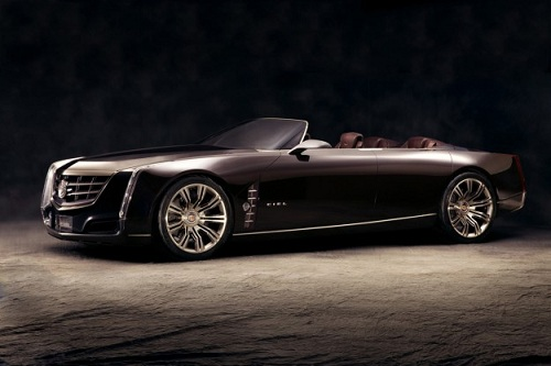 Cadillac Ciel,Cadillac Ciel concept,Cadillac Ciel concept car,concept Cadillac Ciel