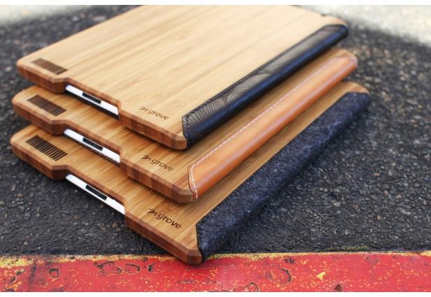 Grove Bamboo ipad case,new ipad case by Grove,Bamboo ipad Case by Grove,Bamboo case by Grove,ipad case Bamboo by Grove