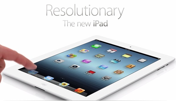 New iPad To Hit Stores In U.S. And 9 Other Countries On Friday